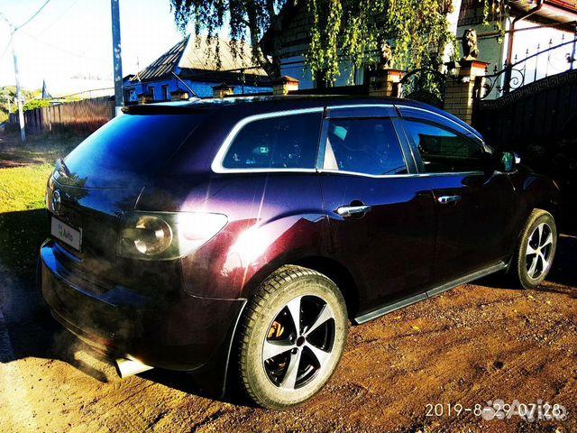 Mazda CX-7, 2007  купить 3