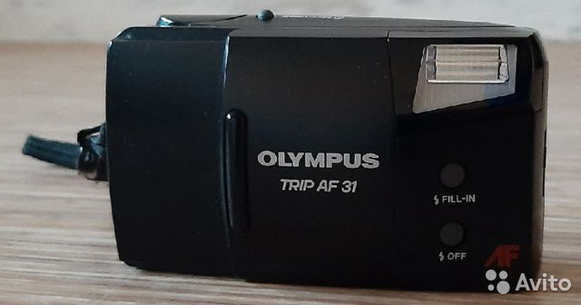 Фотоаппарат olympus trip AF 31 89062881145 купить 1