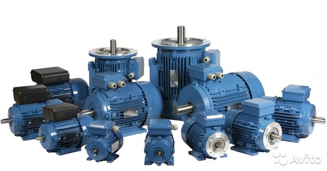 Электродвигатели 2,3,4,5,7,11,15,18 1000 об. мин  купить 1