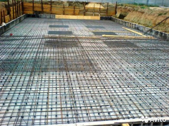 монолит или бетон