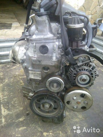 Мотор Honda civic 2006.1,3.L13A7  89206926643 купить 5