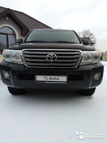 Toyota Land Cruiser, 2012 89190019485 купить 6