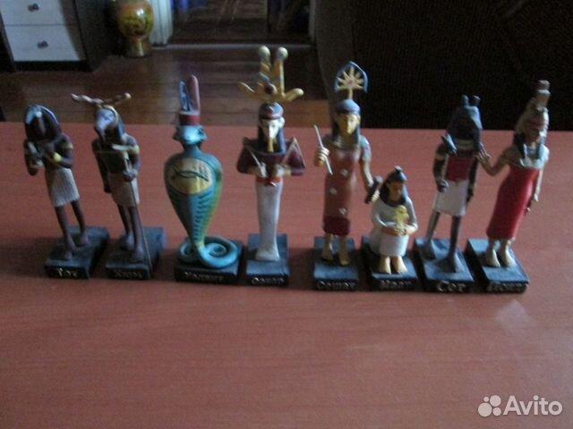 Фигурки боги египта  купить 3
