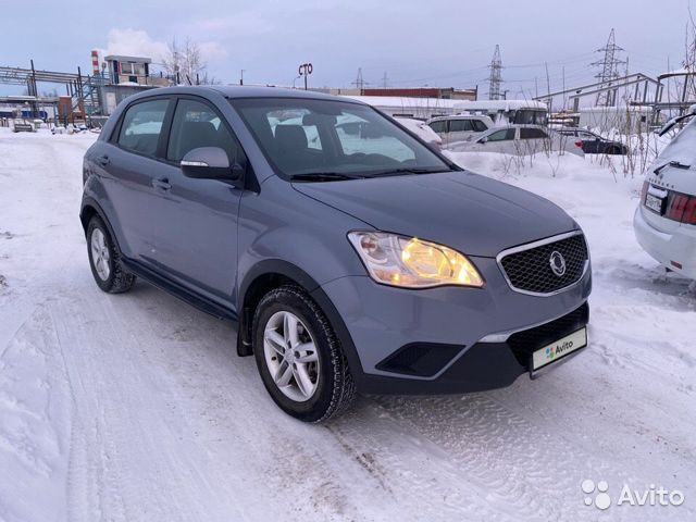 SsangYong Actyon, 2011 89199506781 buy 1