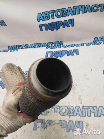 Приемная труба глушителя Peugeot 308 1706V5 89821344640 купить 4