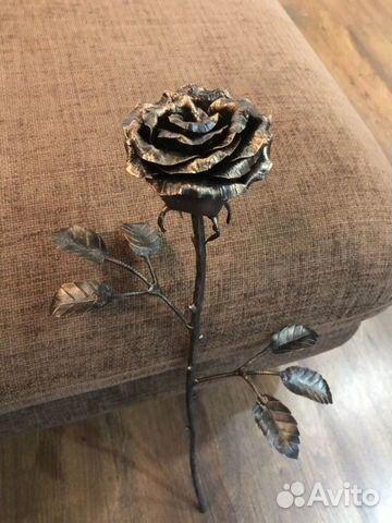Роза кованная 89836136619 купить 1