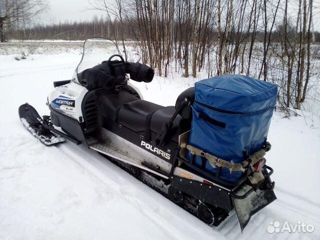 Снегоход Polaris Widetrak LX 89622110110 купить 1