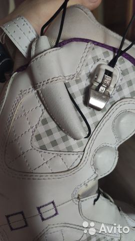 Сноубордические ботинки женские Atom купить 3