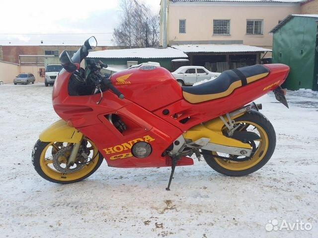 Honda CBR 600 89603321996 купить 3