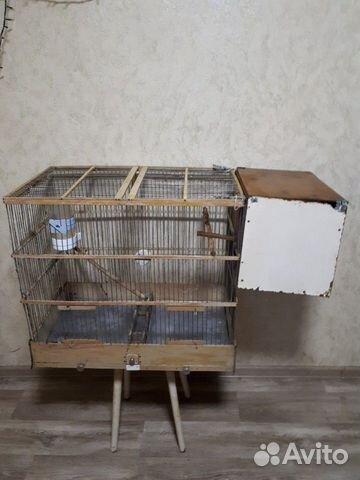 Клетка для больших и малых птиц