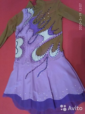 Платье для фигурного катания 89147715336 купить 1