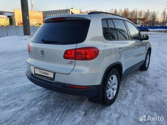 Volkswagen Tiguan, 2014 köp 6