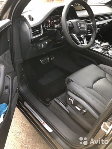 Audi Q7, 2019 buy 7
