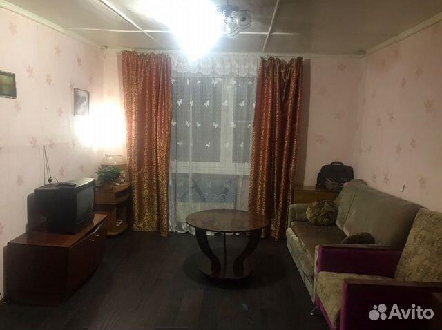 3-к квартира, 53 м², 2/2 эт.