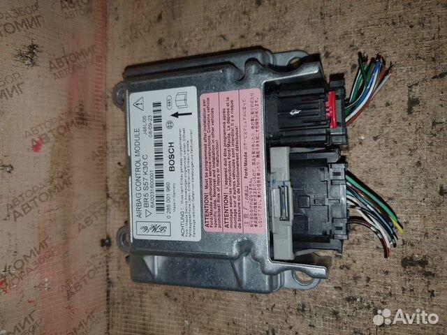 89530003204 Блок управления Airbag Mazda 3 BK мазда