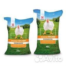 Корма для цыплят старт купить 1