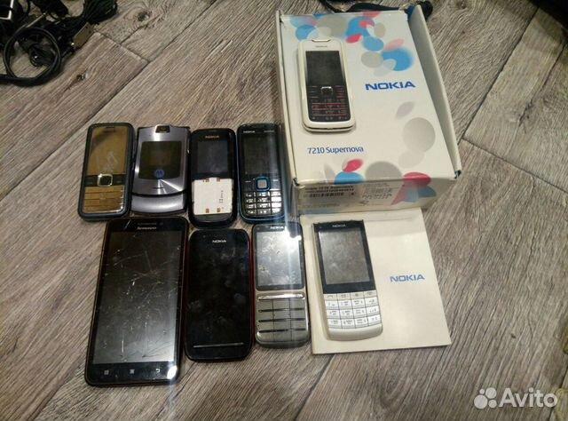 Телефоны и мелочь
