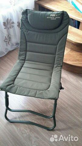 Карповое кресло Fox (Фокс)