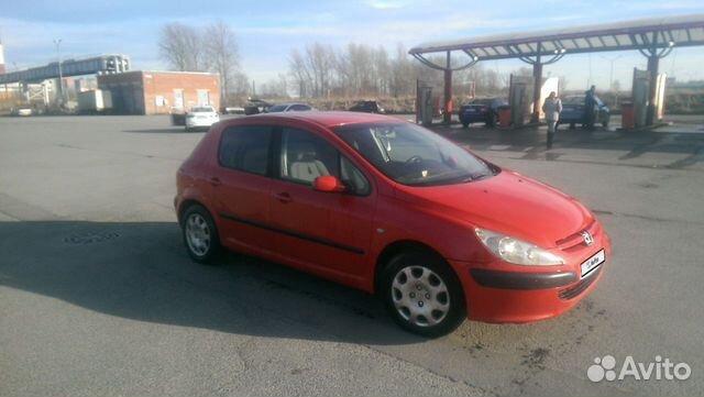 Peugeot 307, 2002 89584144657 купить 4