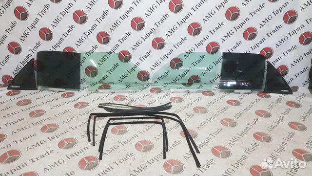 Комплект стекол на Mercedes-Benz W124 E 89143292009 купить 1