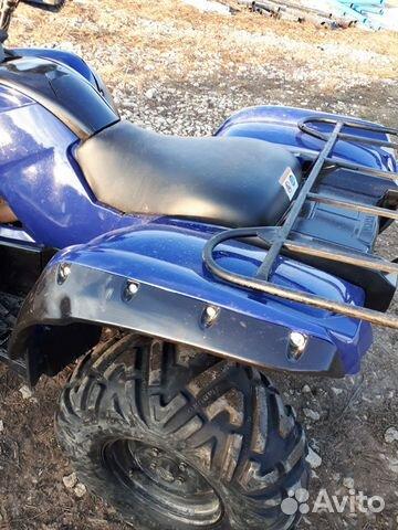 Квадроцикл Yamaha grizzly 700 89608063182 купить 5