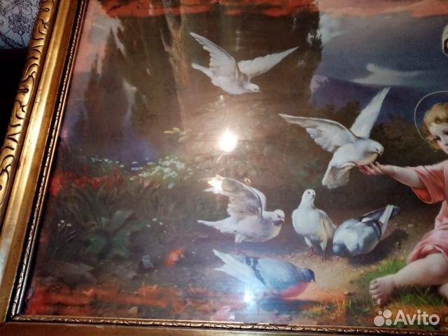 Картина Мадонна с младенцем  купить 2