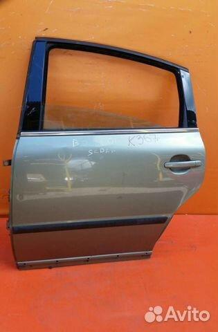 84732022776 Дверь задняя левая Volkswagen Passat (B5+) 2000-20