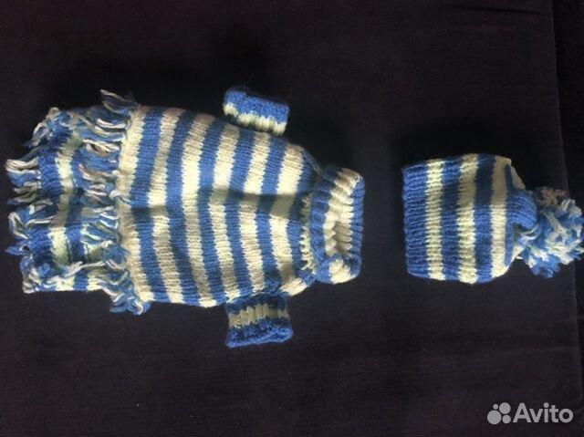 Одежда для собаки 89087172070 купить 1