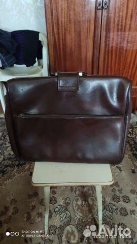 Портфель из СССР 70-х  89271251936 купить 2