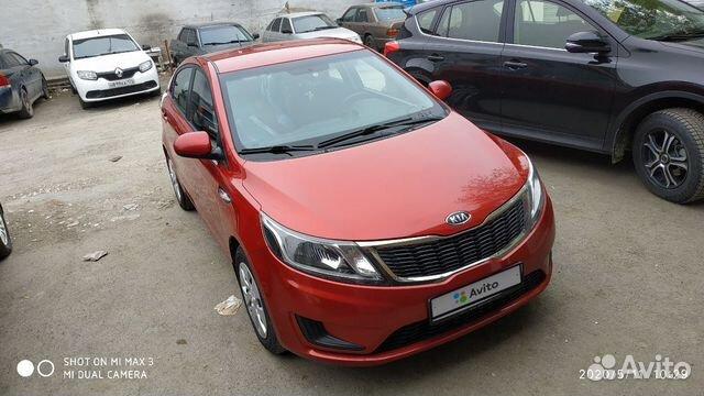 KIA Rio, 2012 89584792312 купить 5