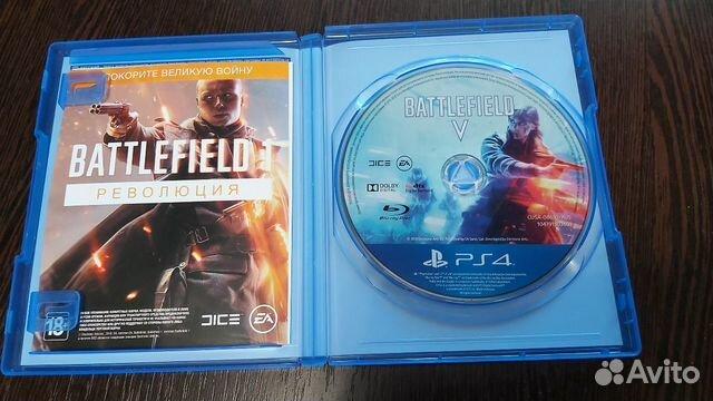Игра Battlefield 5 для Playstation 4  89243158065 купить 3