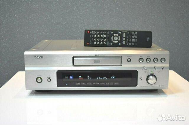 Проигрыватель Denon DVD-3930 DVD/Audio/Blu-ray/CD