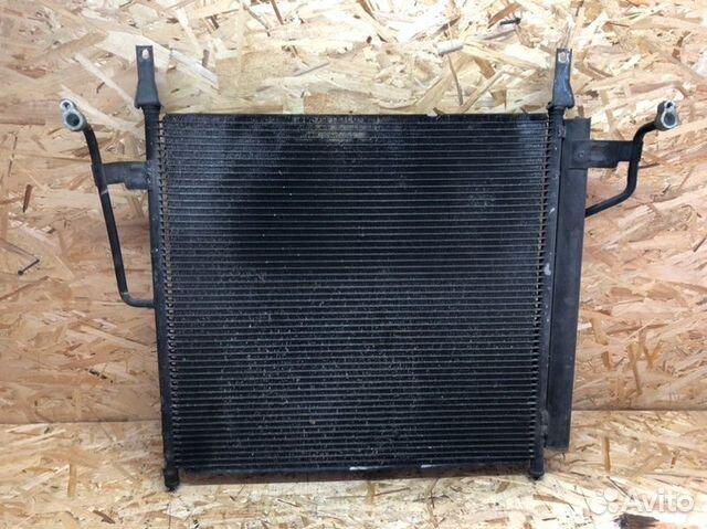 Радиатор кондиционера Nissan Armada TA60 VK56DE  89891215050 купить 2