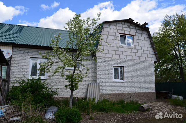 Дом 123.7 м² на участке 6.5 сот.  89006055063 купить 6