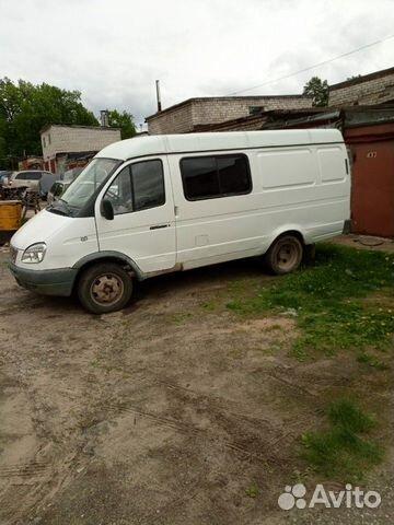 ГАЗ ГАЗель 2705, 2004 купить 2