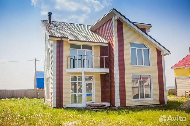 Дом 195 м² на участке 11 сот. 89292666704 купить 1