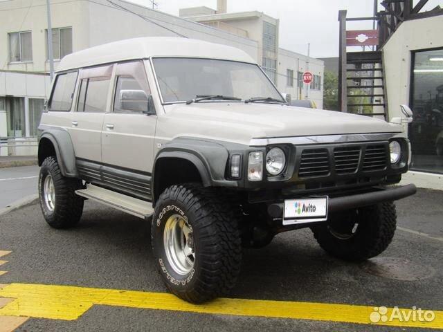 Nissan Safari, 1994 89143200606 купить 7