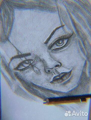Вечный огонь карандашом фото итоге женщины