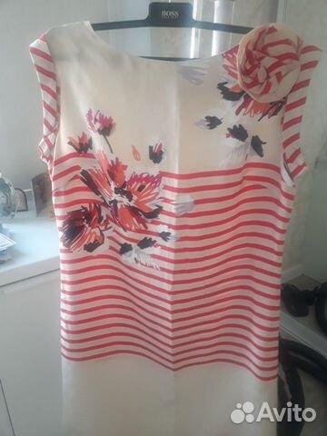 Женское шелковое платье  89059936959 купить 1