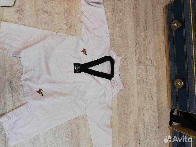 Защита+ форма для тхэквондо  89502822907 купить 9