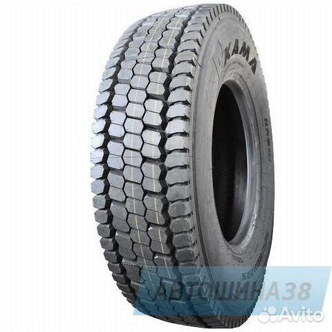 Всесезонная шина Кама NR 201 245/70R19.5 (Нжкм)  89041554959 купить 1
