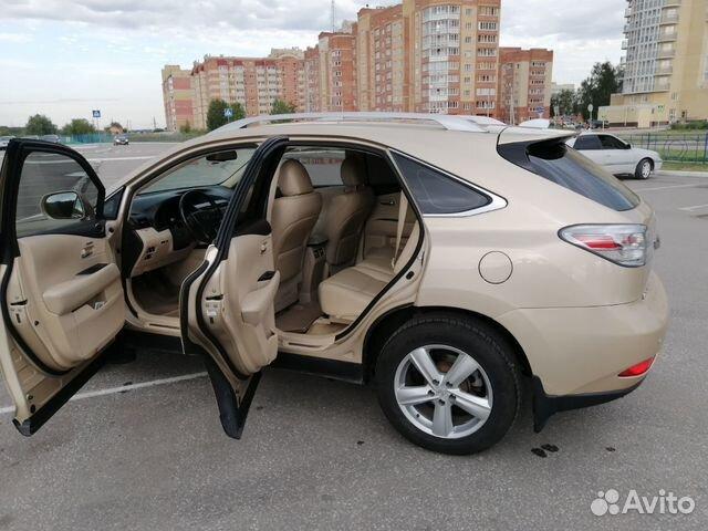 Lexus RX, 2010 89131506622 купить 4