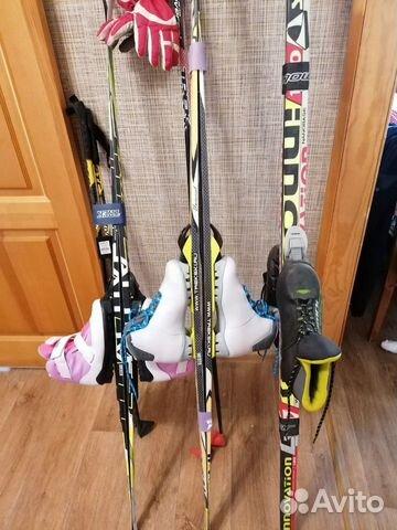 Беговые лыжи  89174335760 купить 1