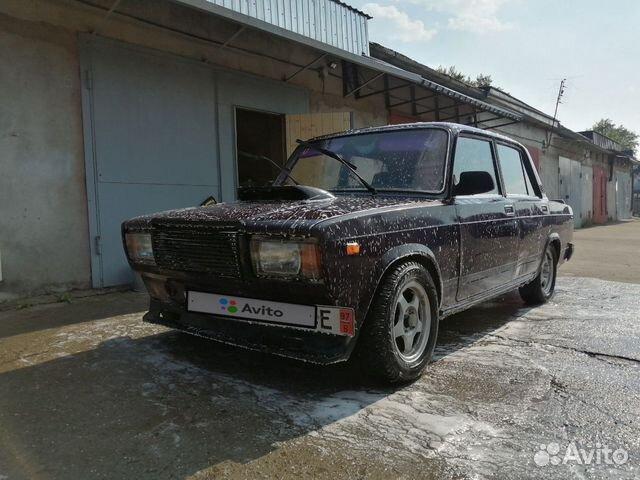 VAZ 2107, 2002