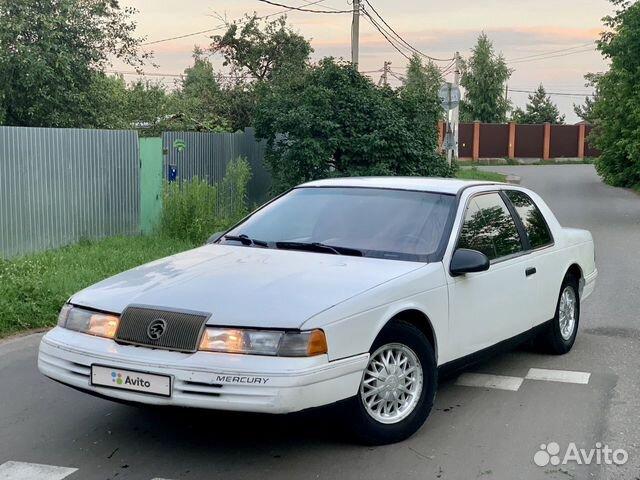 Mercury Cougar, 1993, с пробегом, цена 169 000 руб.