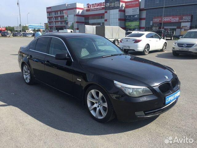BMW 5 серия, 2008  89825110176 купить 2