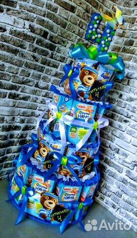 Торт из сока и Барни  89128312669 купить 1