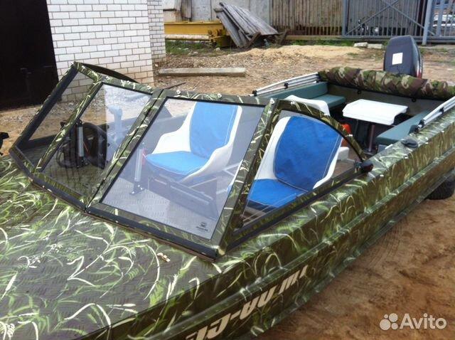 продам ветровое стекло для лодки