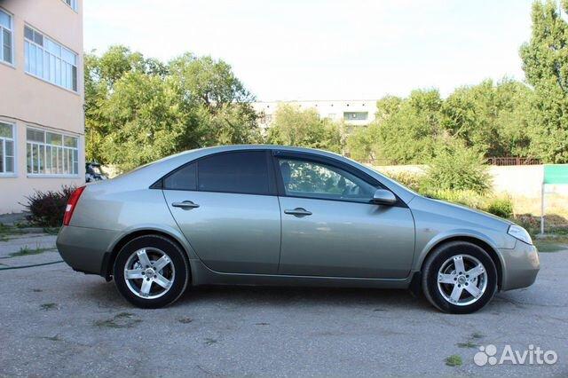 Nissan Primera, 2005  89883900490 купить 8