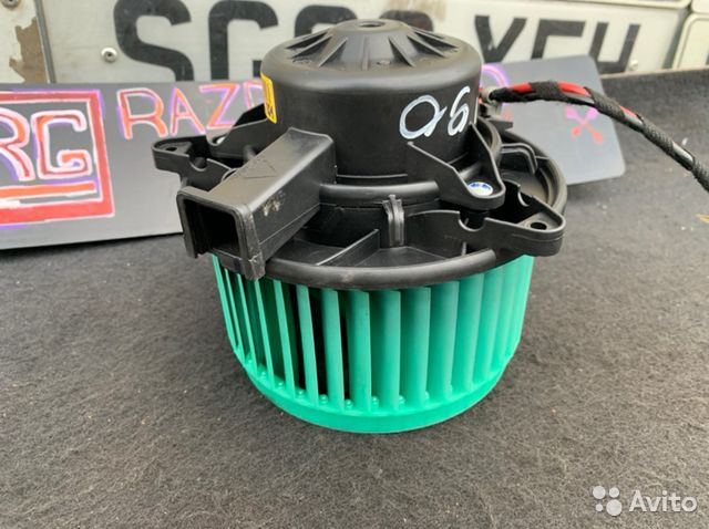 Мотор печки Chevrolet Cruze хэтчбек 1 2012  89086364687 купить 2
